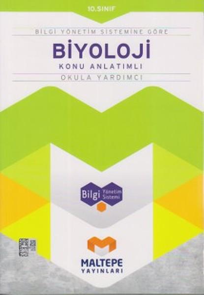 10. Sınıf Biyoloji Konu Anlatımlı - Okula Yardımcı kitabı