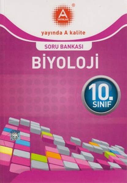 10. Sınıf Biyoloji Soru Bankası kitabı