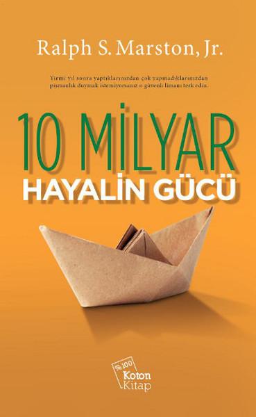 10 Milyar Hayalin Gücü kitabı