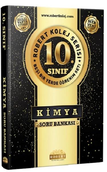10. Sınıf Kimya Soru Bankası-Robert Kolej Serisi kitabı