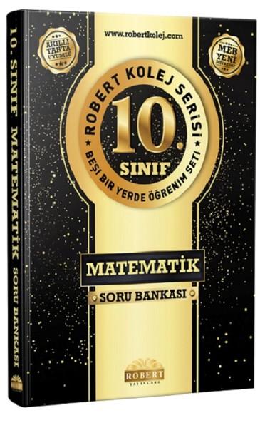10. Sınıf Matematik Soru Bankası-Robert Kolej Serisi kitabı