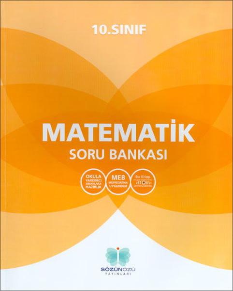 10. Sınıf Matematik Soru Bankası kitabı