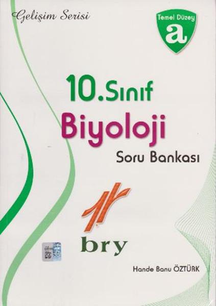 10. Sınıf Biyoloji Soru Bankası Temel Düzey A kitabı