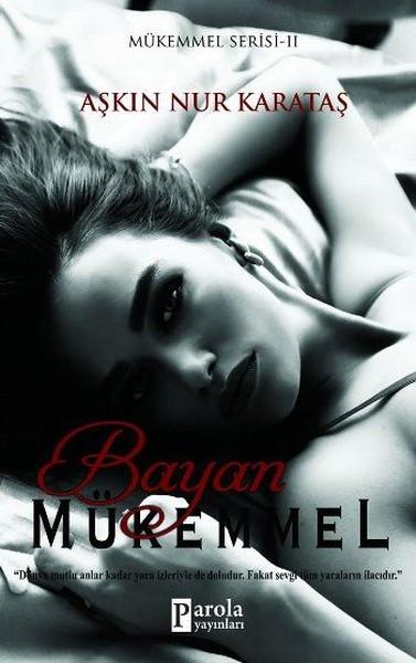 Bayan Mükemmel-Mükemmel Serisi 2 kitabı