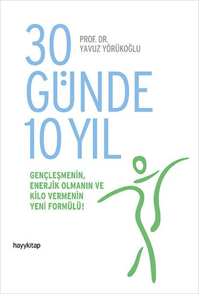 30 Günde 10 Yıl kitabı