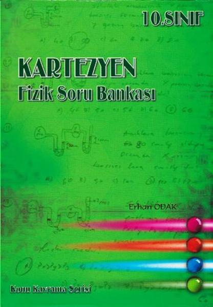 10. Sınıf Fizik Soru Bankası Konu Kavrama Serisi kitabı
