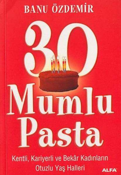 30 Mumlu Pasta kitabı
