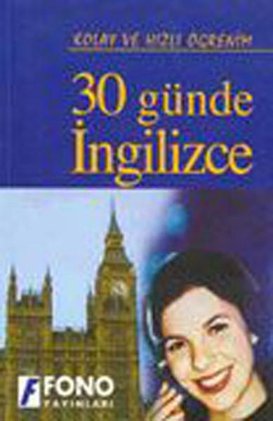 30 Günde İngilizce (Cd'li) - Kutulu kitabı