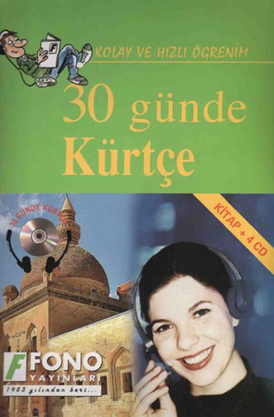 30 Günde Kürtçe kitabı