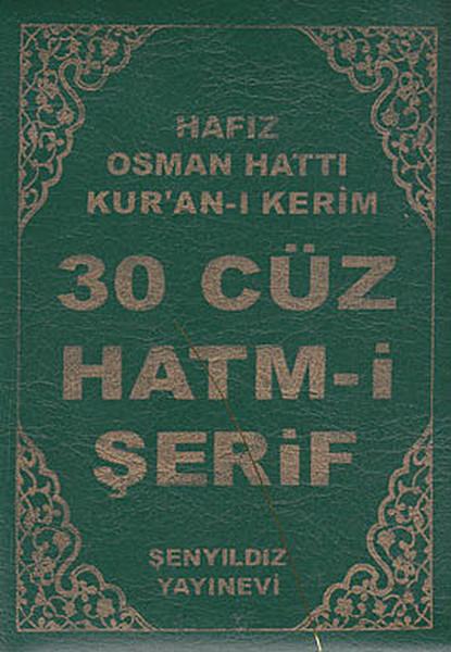 30 Cüz Hatm-I Şerif - Hafız Osman Hattı Kur'an-ı Kerim (Kılıflı)  kitabı