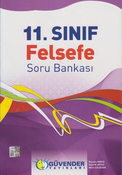11. Sınıf Felsefe Soru Bankası kitabı