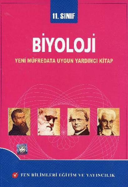 11. Sınıf Biyoloji Konu Anlatımlı kitabı