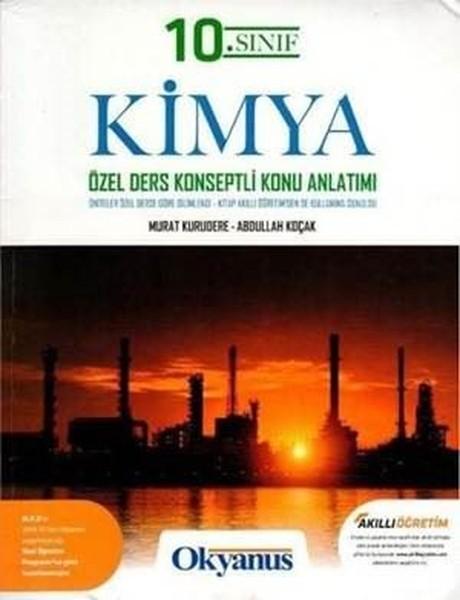 10. Sınıf Kimya Konu Anlatımı kitabı