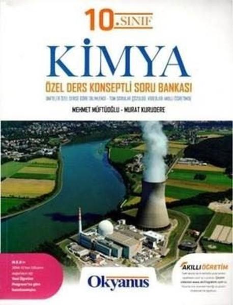 10. Sınıf Kimya Soru Bankası kitabı