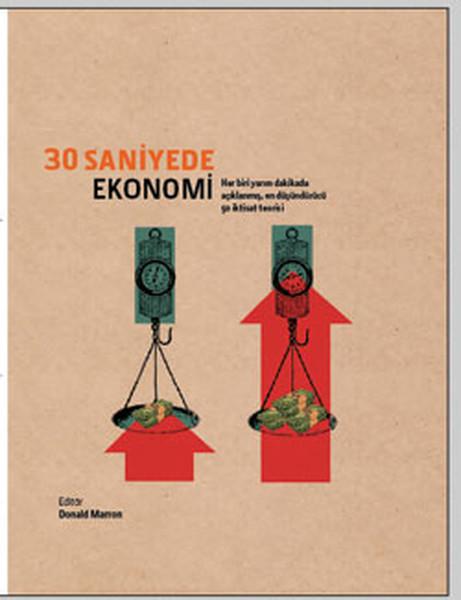 30 Saniyede - Ekonomi kitabı
