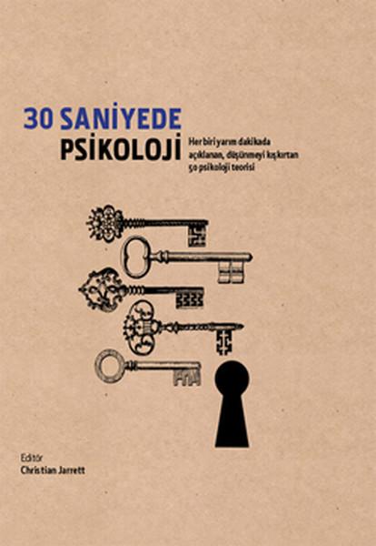 30 Saniyede - Psikoloji kitabı