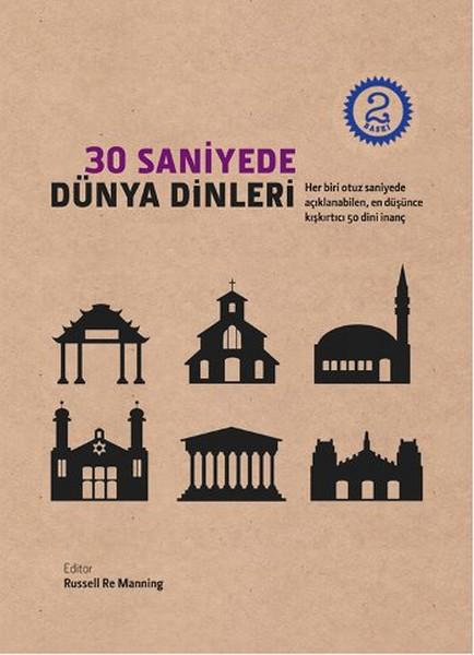 30 Saniyede - Dünya Dinleri kitabı