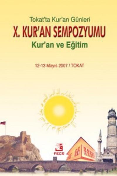 10. Kur'an Sempozyumu kitabı