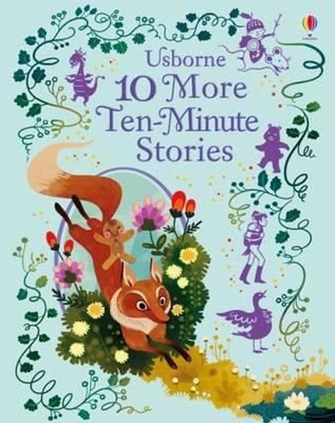 10 More Ten-Minute Stories (Illustrated Story Collections)  kitabı