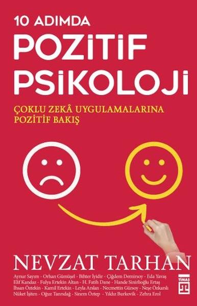 10 Adımda Pozitif Psikoloji kitabı