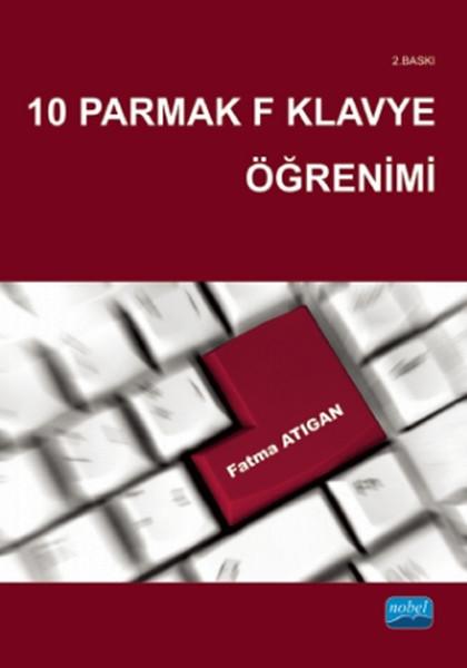 10 Parmak F Klavye Öğrenimi kitabı