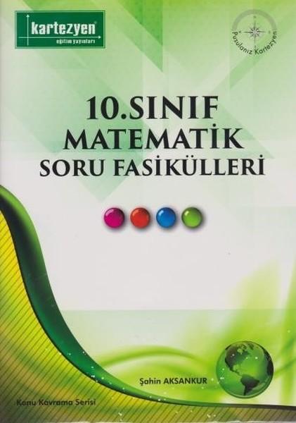 10. Sınıf Matematik Soru Fasikülleri kitabı