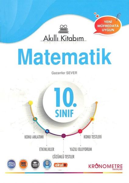 10. Sınıf Matematik Akıllı Kitabım kitabı
