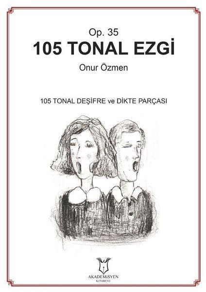 105 Tonel Deşifre Ve Dikte Parçası kitabı