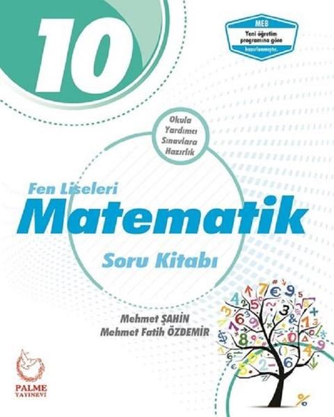 10. Sınıf Fen Liseleri Matematik Soru Kitabı kitabı
