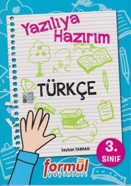 3. Sınıf Yazılıya Hazırım Türkçe kitabı