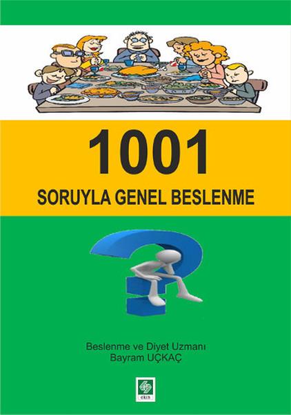1001 Soruyla Genel Beslenme kitabı