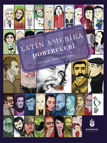 Latin Amerika Portreleri kitabı
