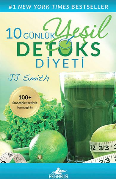 10 Günlük Yeşil Detoks Diyeti kitabı