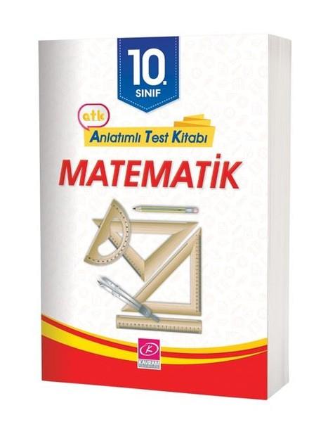 10. Sınıf Matematik Anlatımlı Test Kitabı kitabı