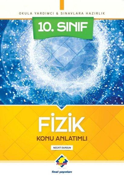 10. Fizik Konu Anlatımlı kitabı