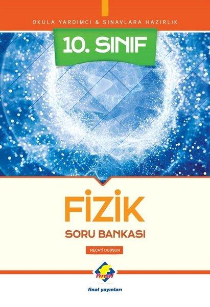 10. Fizik Soru Bankası kitabı