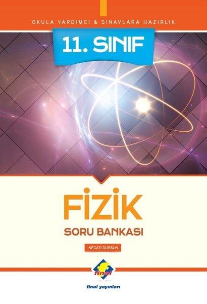 11. Fizik Soru Bankası kitabı