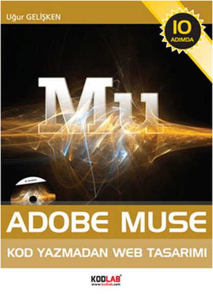 10 Adımda Adobe Muse kitabı