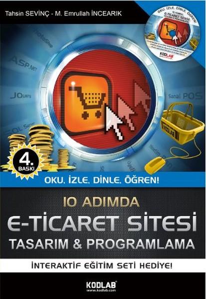 10 Adımda E-Ticaret kitabı