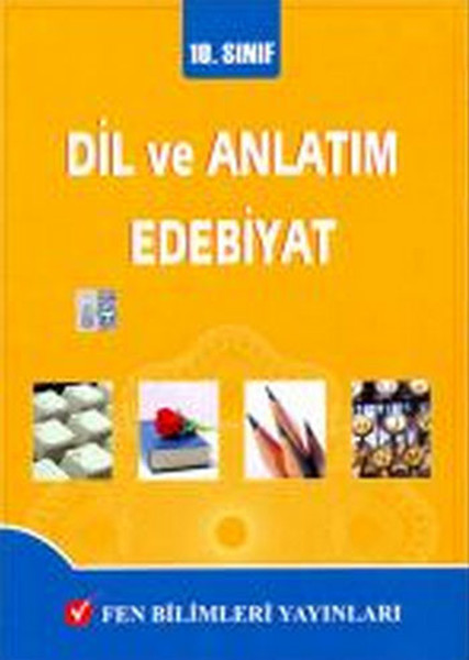 10. Sınıf Dil Ve Anlatım Konu Anlatımlı kitabı