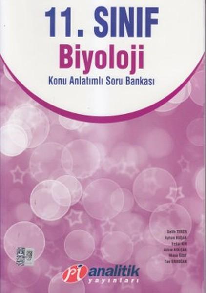 11. Sınıf Biyoloji- Konu Anlatımlı Soru Bankası kitabı