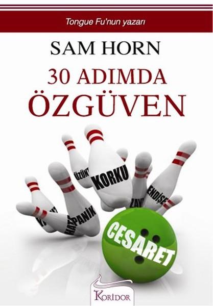 30 Adımda Özgüven kitabı