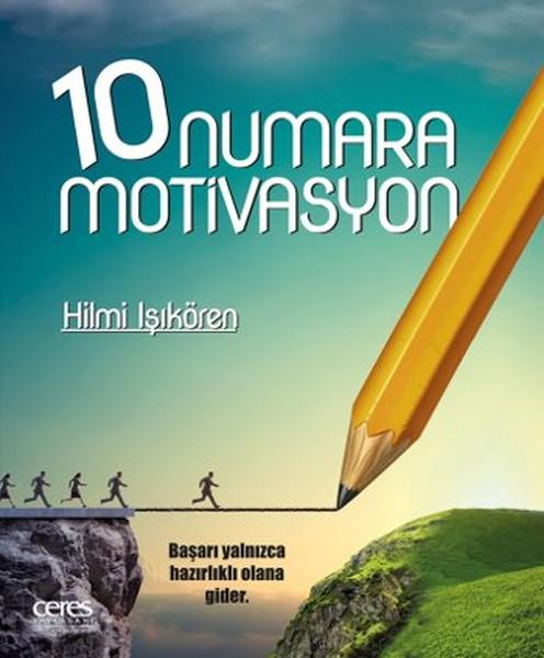 10 Numara Motivasyon kitabı