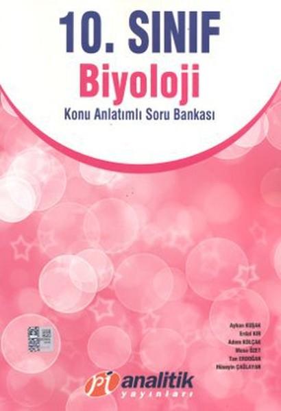 10. Sınıf Biyoloji - Konu Anlatımlı Soru Bankası kitabı