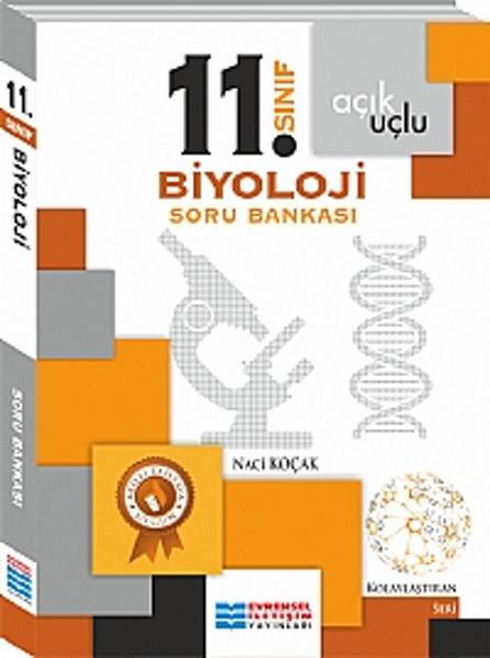 11. Sınıf Biyoloji Soru Bankası kitabı