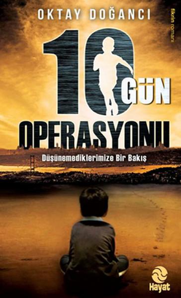 10 Gün Operasyonu kitabı