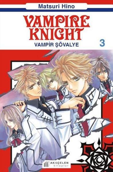 Vampir Şövalye 3 kitabı