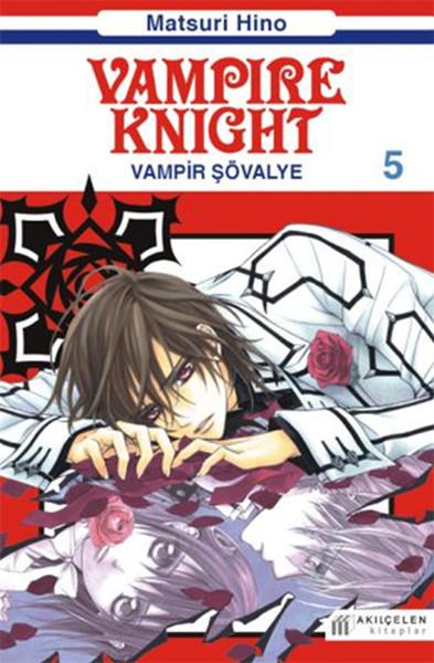 Vampir Şövalye 5 kitabı