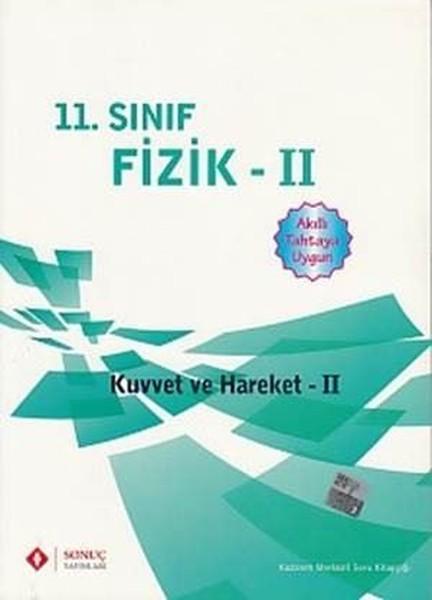 11. Sınıf Fizik-2 Kuvvet Ve Hareket-2 kitabı