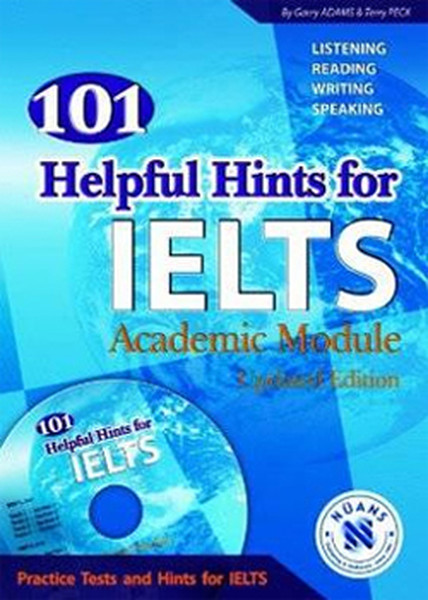 101 Helpful Hints For Ielts - Academic Module With Mp3 Audio Cd kitabı